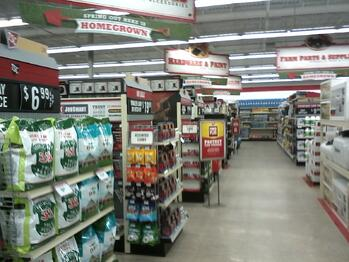 Inside Tractor Supply Co